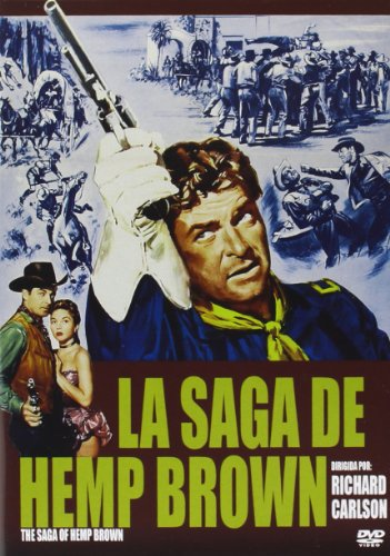 La saga de Hemp Brown [Spanien Import]