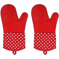 Amazon.es: guantes silicona horno: Industria, empresas y ciencia
