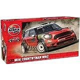 Airfix 1:32 Mini Countryman WRC Car Model Kit