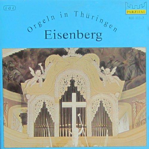 Orgeln in Thüringen: Eisenberg