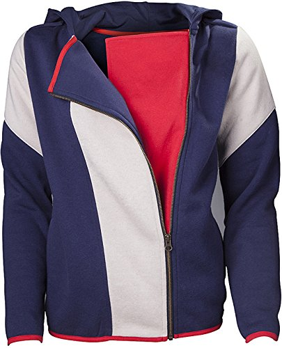 Assassin's Creed Unity Ladies Hooded Sweater Logo Size L Bioworld