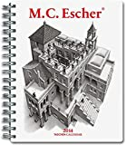 Escher - 2014: Spiral Diary (Taschen Spiral Diaries) - Maurits C. Escher