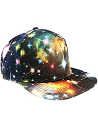 09b48d0119abc Yesmile Sombrero Flor Hip-Hop Gorra de Béisbol Fresco al Aire Libre Plana  Snapback Hat