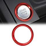 moteur de voiture début le bouton stop stickers accessoires intérieurs