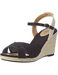 Amazon.fr   Toile - Chaussures femme   Chaussures   Chaussures et Sacs bfc1038f131b