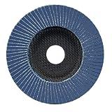 Diewe 85563 Pack de 10 discos de lijado, 125mm, Set Piezas