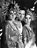 Kurt Russell Kim Cattrall Big Trouble In Little China Photo A4 10x8 Poster Print