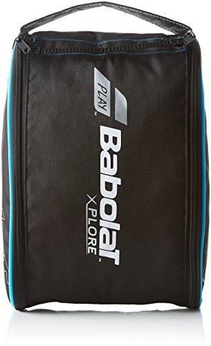 Babolat tasche Shoe Bag Xplore, schwarz, 34 x 24 x 16 cm, 13 Liter, 752028-146