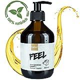 belso Feel natürliches Futteröl mit 6 Ölen für Hunde - Fellpflege, Zeckenschutz, essentielle...