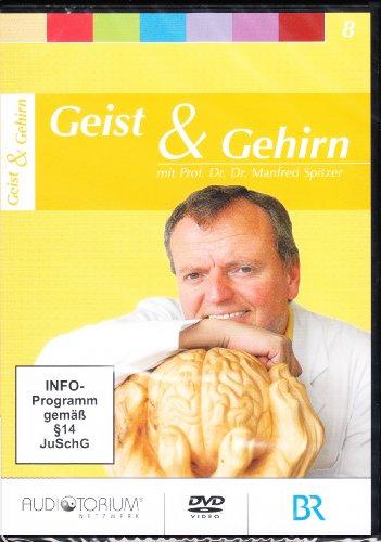 Manfred Spitzer : Geist und Gehirn 8 (DVD)