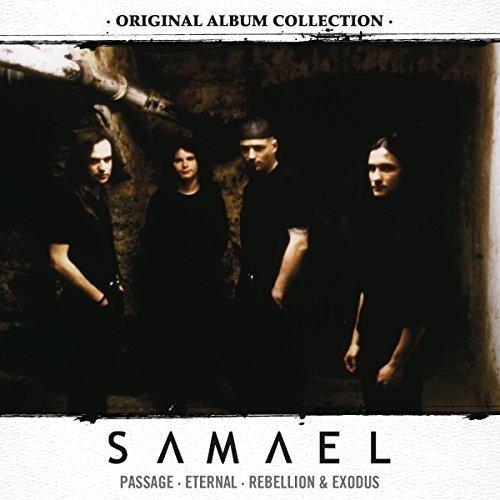 Original Album Collection (Passage / Eternal / Rebellion & E [3 CD]
