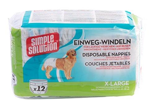 Simple Solution 04Windelwechsel für Hunde