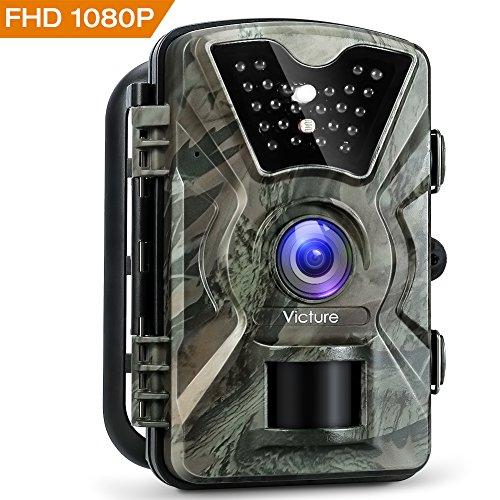 Victure Wildkamera Fotofalle 1080P Full HD 12MP...