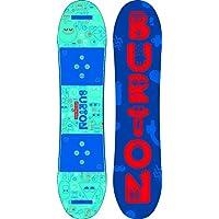 Burton After School SPE Tabla de Snowboard, Unisex Niños, Azul / Rojo, 100