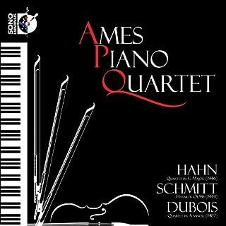Ames Piano Quartet Plays Hahn