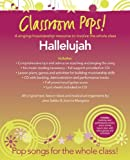 Classroom Pops. Hallelujah. Partitionen, CD für Klavier, Gesang und Gitarre