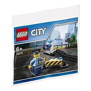 LEGO City 6182881–Polizia Missioni di Set 5702015923323 LEGO