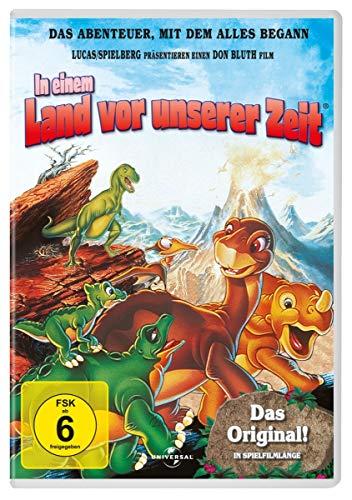 In einem Land vor unserer Zeit (Jungen-filme-dvd Disney)