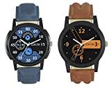 #8: Watches For Boys / Watches For Mens / Watch For Boy / Watch For Men stylish / Watch For Kids Boys Analogue Multicolor Dial Combo Offers