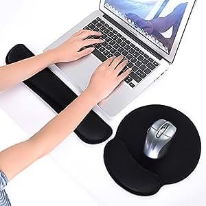 uarter handgelenkauflage tastatur und mousepad. Black Bedroom Furniture Sets. Home Design Ideas