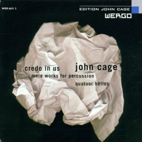 Credo in Us / Imaginary Landscapes 1 & 3 / Inlets by Cage, J. (2002-01-08) (Na Inlet)