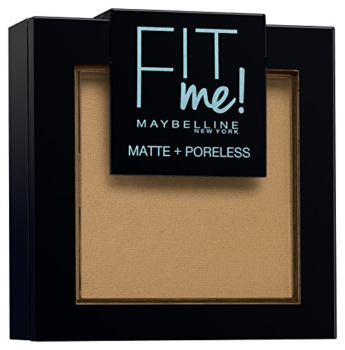 Maybelline Polvos Matificantes Fit Me Mate Afinaporos