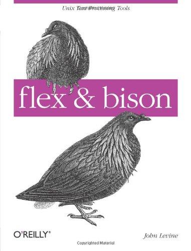 flex & bison por John Levine
