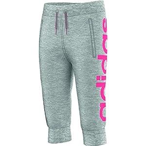 adidas YG W Fun 3/4PA–Hose Capri für Mädchen