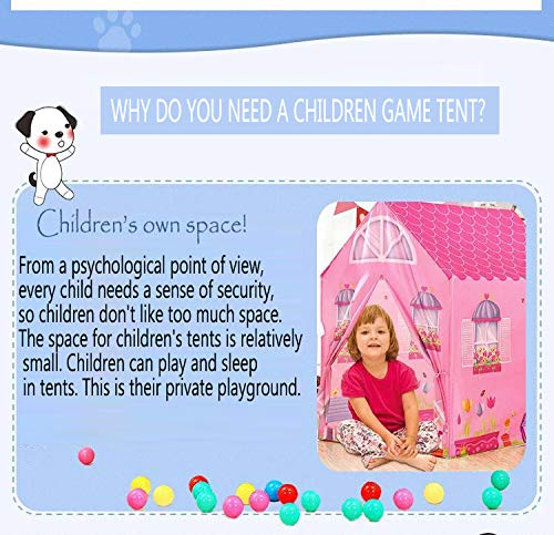 Zoom IMG-1 ygjt tenda giochi kid durable