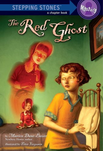 The Red Ghost (A Stepping Stone Book(TM)) by Marion Dane Bauer (2009-07-28)
