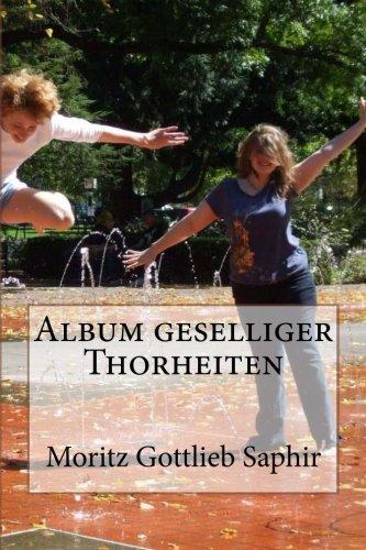 Album geselliger Thorheiten