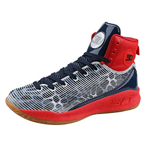 Vovotrade Uomo Donna Scarpe da Ginnastica Sportive Sneakers Running Basse Basket Sport Outdoor Fitness Respirabile Mesh