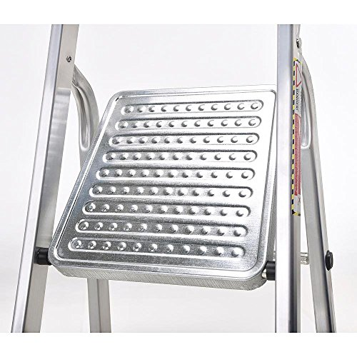 Oryx 23010003 Escalera Aluminio Oryx 5 Pelddaños Doméstica