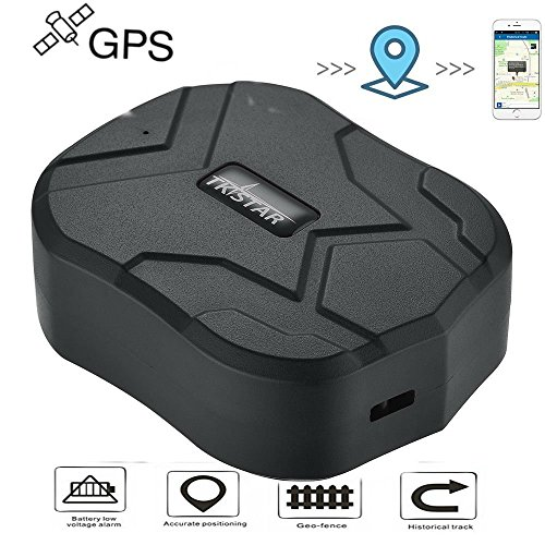 Hangang GPS Tracker Car Truck Vehicle Ortung in Echtzeit Locator Globale GPS-150 Tage Standby lang mit starker Magnet GPS Diebstahl GPS GPS Tracker mit Kostenlose APP tk905b