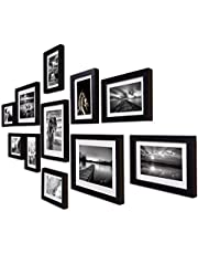 Art Street Boulevard Set of 11 Individual Photo Frames/Wall Hanging