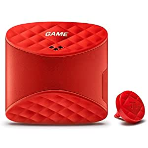Game Golf Live Tracking Device - Red