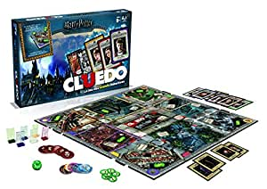 Winning Moves - 0984 - Cluedo Harry Potter - Version Française