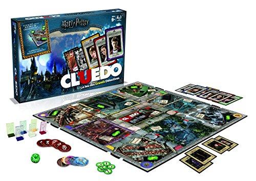 Winning Moves - Cluedo Harry Potter - Version Française, 0984