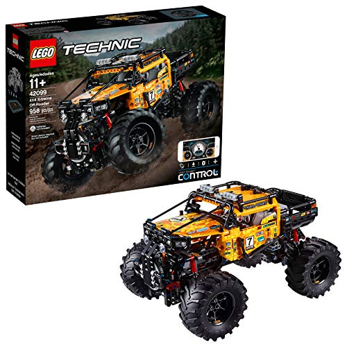 LEGO Technic 42099 - 4x4 X-treme Off-Roader -
