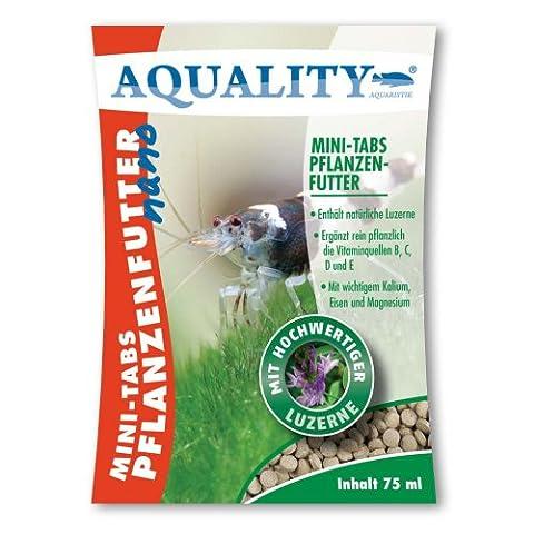 Aquality Nano Mini Tablettes Plante Doublure
