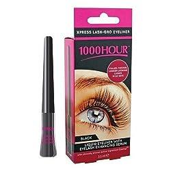 1000Hour Xpress Lash-Gro Liquid Eyeliner/Growth Serum (Black)