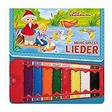 'Unser Sandmännchen'-Xylofonbuch Meine ersten Lieder: 8 bekannte Kinderlieder