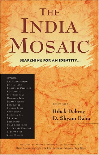 The India Mosaic: Searching for an Identity...