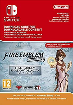Fire Emblem Warriors: Fire Emblem Shadow Dragon Pk DLC | Switch - Download Code from Nintendo