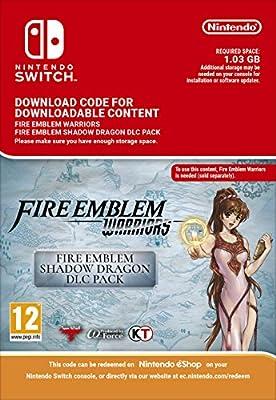 Fire Emblem Warriors: Fire Emblem Shadow Dragon Pk DLC | Switch - Download Code