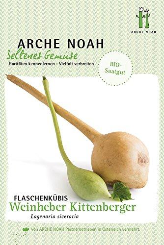 Arche Noah 6704 Flaschenkürbis Weinheber Kittenberger (Bio-Flaschenkürbissamen)