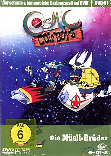 Preisvergleich Produktbild Cosmic Cowboys Vol. 1 - Die Müsli-Brüder [DVD]