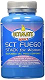 Ultimate Italia SCT Fuego Stack Woman Termogenico - 80 Capsule