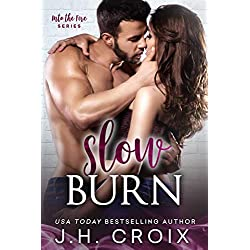 Slow Burn (Into The Fire Book 2) (English Edition)