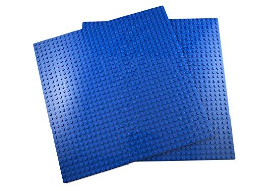 Bloques De Construcción Placas Base Clásica Compatibles